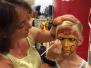 Facepainting C und A Mannheim, Heilbronn August 2016