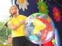 Familientag mit Raffini Kinderevents - Parkfest Ludwigshafen 2015