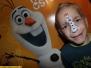 Frozen und Olaf Geburtstag in Mutterstadt