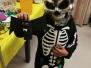 Halloween Basteln, Kinderparadies Friedenspark Ludwigshafen 2017