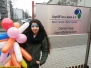 Karneval Kinderschminken, Anpfiff ins Leben, Ludwigshafen 2018