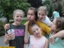 Kinderanimation bei Sommer - Firmenfeier, Ladenburg 2016