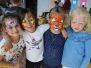 Kindergeburtstag Alla Hopp Schwetzingen, Facepainting - 23 Juni 2018