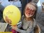 Kinderschminken, Grueffelo Geburtstagsparty in Weinheim