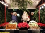 Nikolaus am Weihnachtsmarkt, Klinikum Ludwigshafen 2014