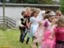 Prinzessinnen, Ritter Kindergeburtstag Obrigheim Mai 2017