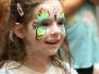 Sommer Kinderfest am Hauptbahnhof Mannheim 2014 mit Raffini Kinderevents