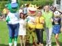 Sport und Spiel am Wasserturm Mannheim Juli 2016