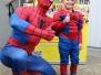 Superhelden Kindergeburtstagsparty Roemerberg