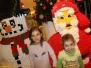 Weihnachtliches Kinderschminken Galeria Kaufhof Mannheim 17.12.2016