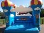 Zubehoer, Huepfburg, Spielmodule fuer Kinderfest