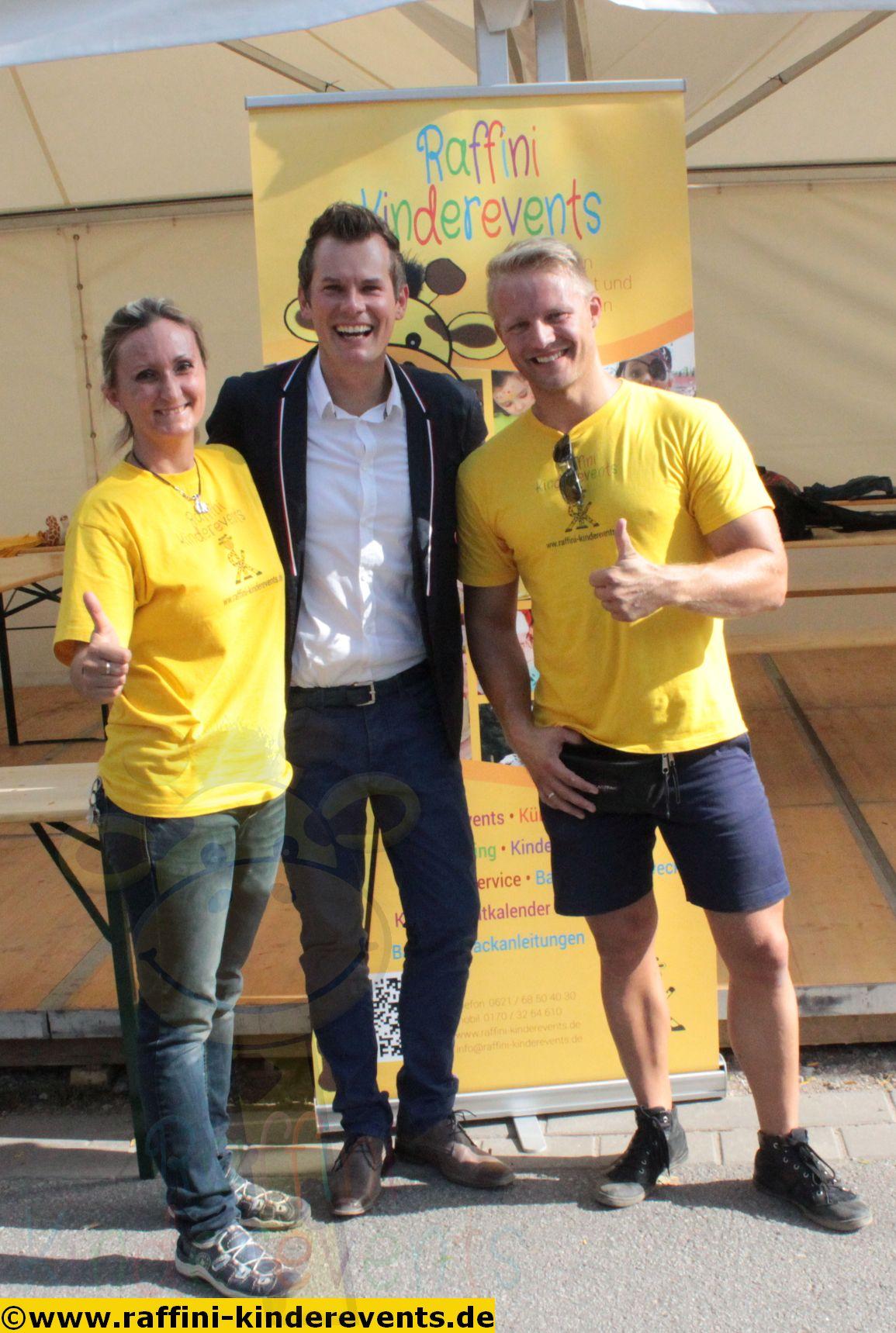 BASF Kellerfest 2014, Kinderanimation Ludwigshafen (