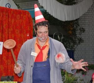Clown, MitmachZirkus Karlsruhe buchen