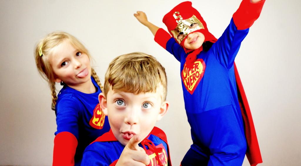 Superhelden kinderfest Heidelberg