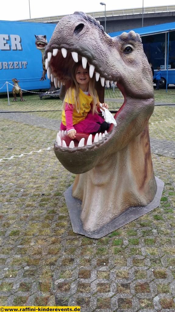 Dinosaurier Ausstellung Ludwigshafen
