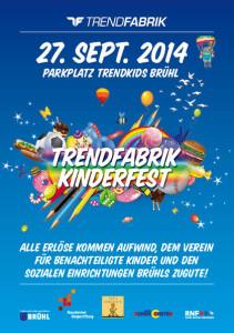 Trendfabrik Kidsfest Bruehl 2014