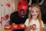 Neues Video online – Halloween Backen mit Kindern – Grusel Gebiss Kekse