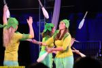 Eroeffnungsshow  beim Kinder, Jugend Zirkus Paletti in Mannheim
