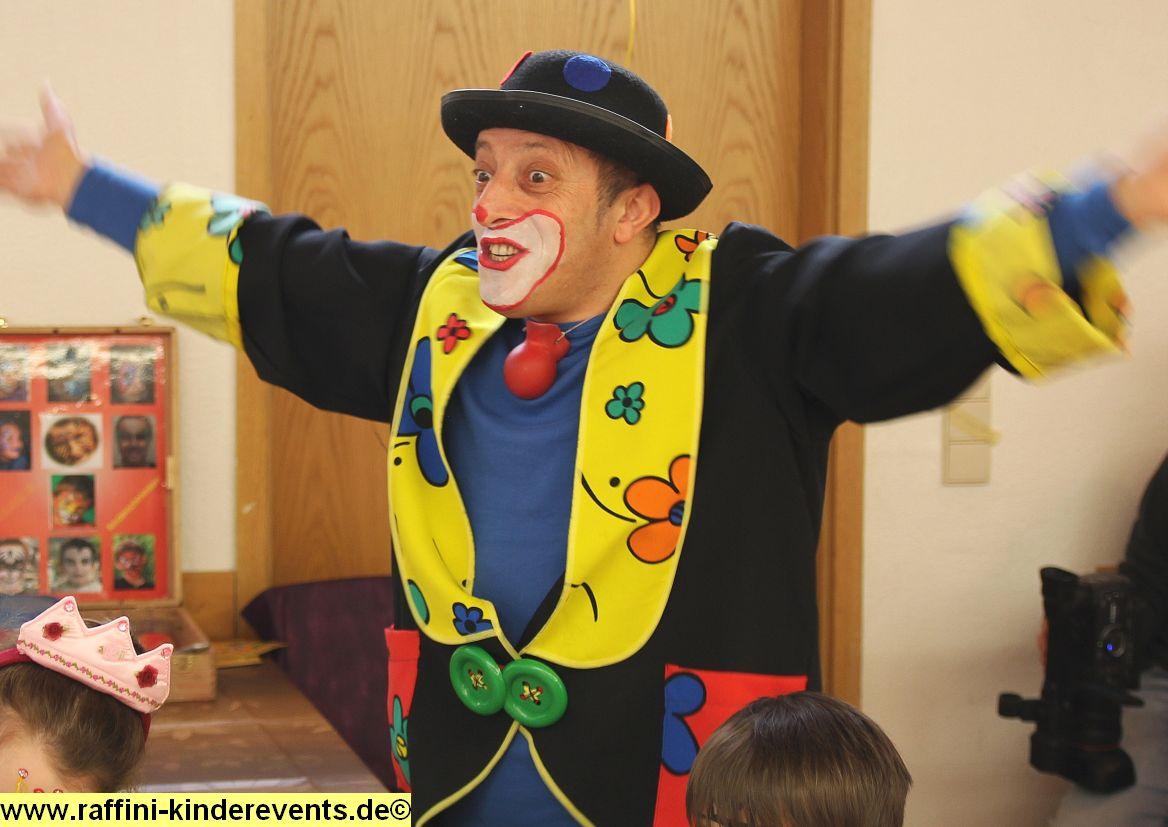Künstler, Clowns & Zauberer