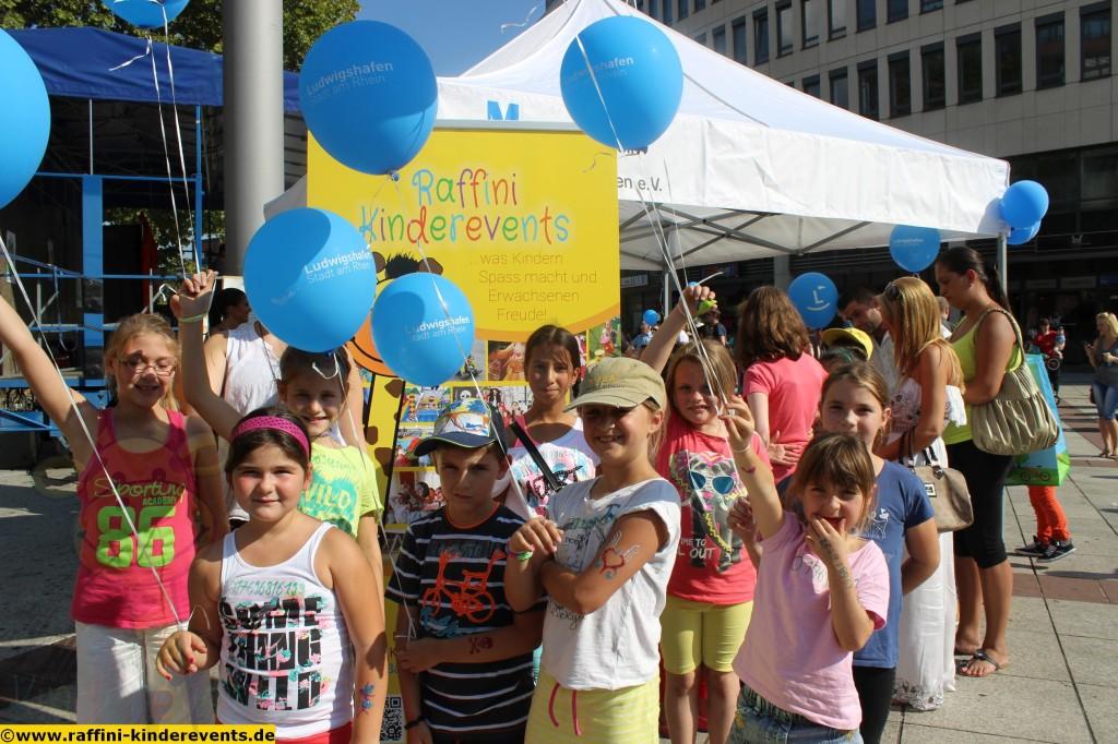 Kinderfest Ludwigshafen spielt 2014