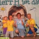 Kinderfest Mannheim Hauptbahnhof - Kinder Sänger - HerrH (8)