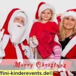 Nikolaus, Weihnachtsmann Bescherung