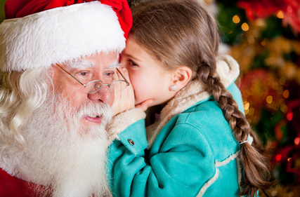 Nikolaus, Weihnachtsmann & Osterhase