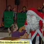 Nikolaus, Weihnachtsmann Besuch