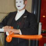 Kinder Clowns, Zauberer, Puppentheater