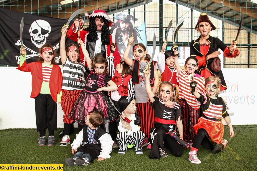 Piraten Party Kindergeburtstag, Schatzsuche Ludwigshafen