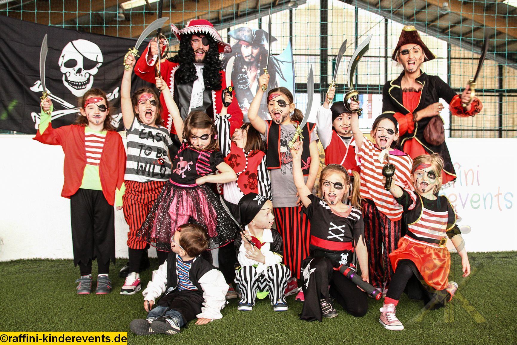 Piraten Kindergeburtstag Schatzsuche Piraten Party Kindergeburtstag