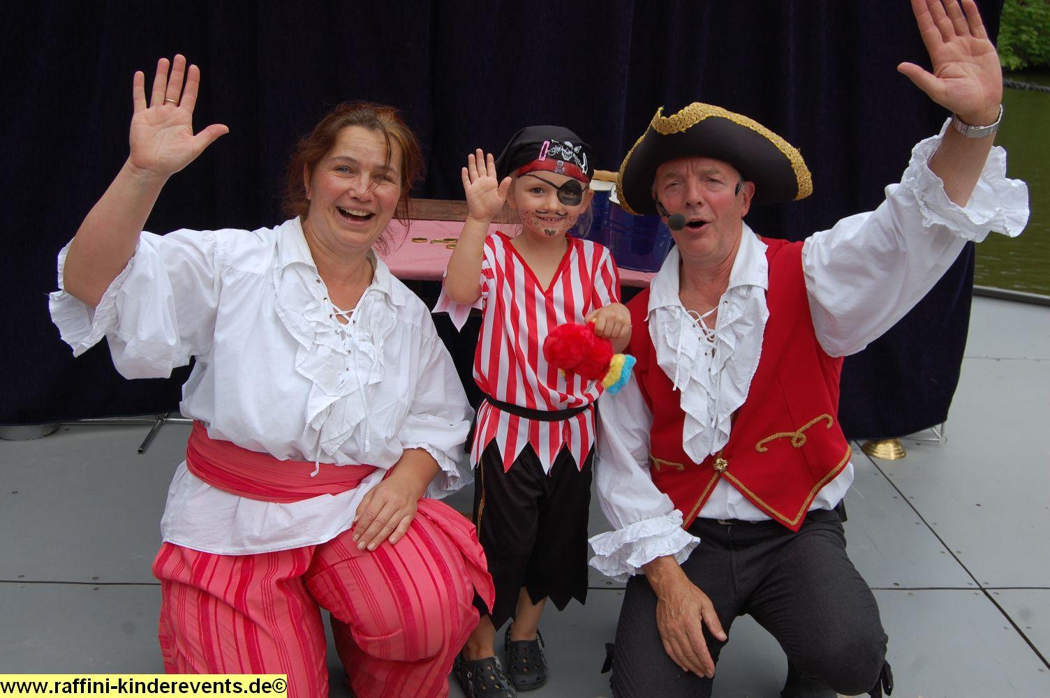 Piraten Themenparty Kindergeburtstag Mannheim