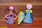 Prinzessin Pupchen basteln