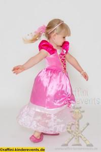 Prinzessinnen Kindergeburtstag Party