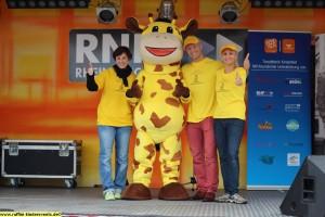 Raffini Kinderevents - Maskottchen Walk Act