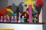 Recycling Basteln - Prinzessinnen, Ritter Kindergeburtstag