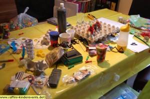 Recycling Basteln mit Kindern