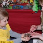 Reptilium Landau Kindergeburtstag
