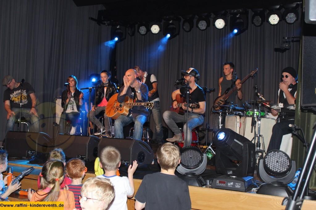 Rock 4 Kids, Konzert fuer Kinder, Plankstadt