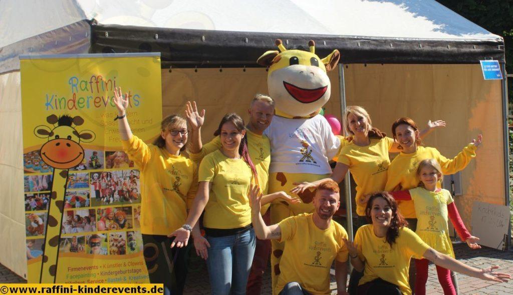 Trendfabrik Kinderfest Bruehl 2015