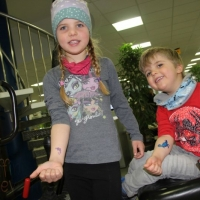 Facepainting, Glitzer Tattoos- Zeppelin, Cat, Frankenthal (20)