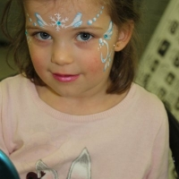 Facepainting, Glitzer Tattoos- Zeppelin, Cat, Frankenthal (28)