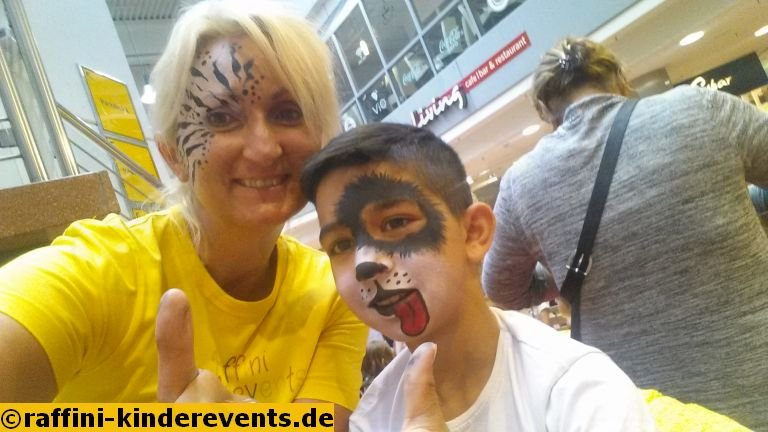 Facepainting, Rathauscenter Ludwigshafen-2672017 (14)