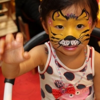 Facepainting, Rathauscenter Ludwigshafen-2672017 (117)