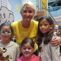 Facepainting, Rathauscenter Ludwigshafen-2672017 (12)