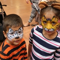 Facepainting, Rathauscenter Ludwigshafen-2672017 (125)