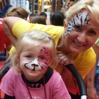 Facepainting, Rathauscenter Ludwigshafen-2672017 (2)