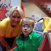 Facepainting, Rathauscenter Ludwigshafen-2672017 (4)