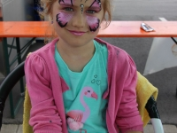 Facepainting REWE Kindertag, Lilienthal Center Mannheim  (10)
