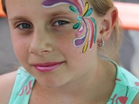 Facepainting REWE Kindertag, Lilienthal Center Mannheim  (15)